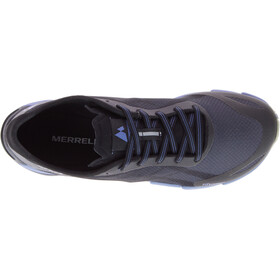 Merrell Bare Access Flex Shoes Dam black/metalelic lilac